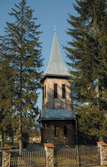 Kościół Komańcza