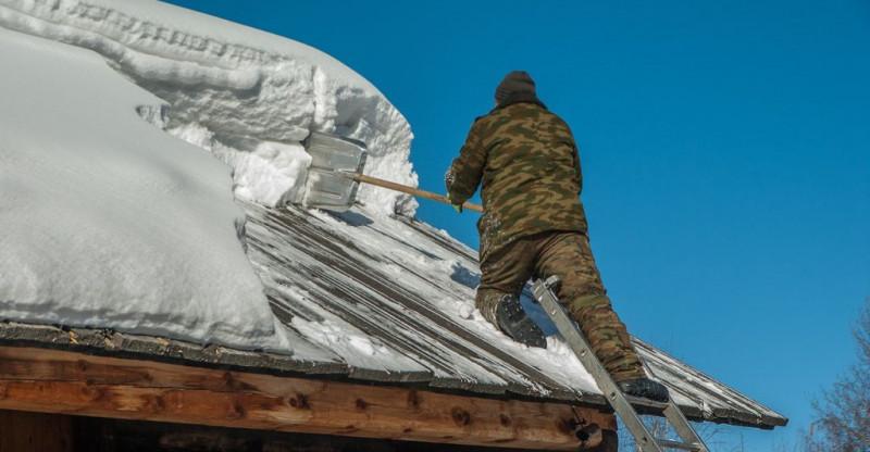 Obowiązek odśnieżenia dachów